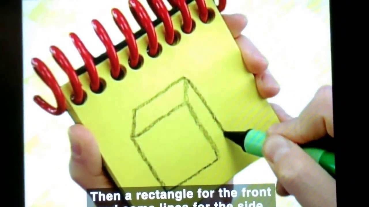 how to draw a bag on marvolouse