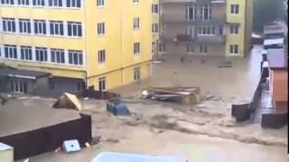 Наводнение в Сочи(, 2015-06-25T13:49:30.000Z)