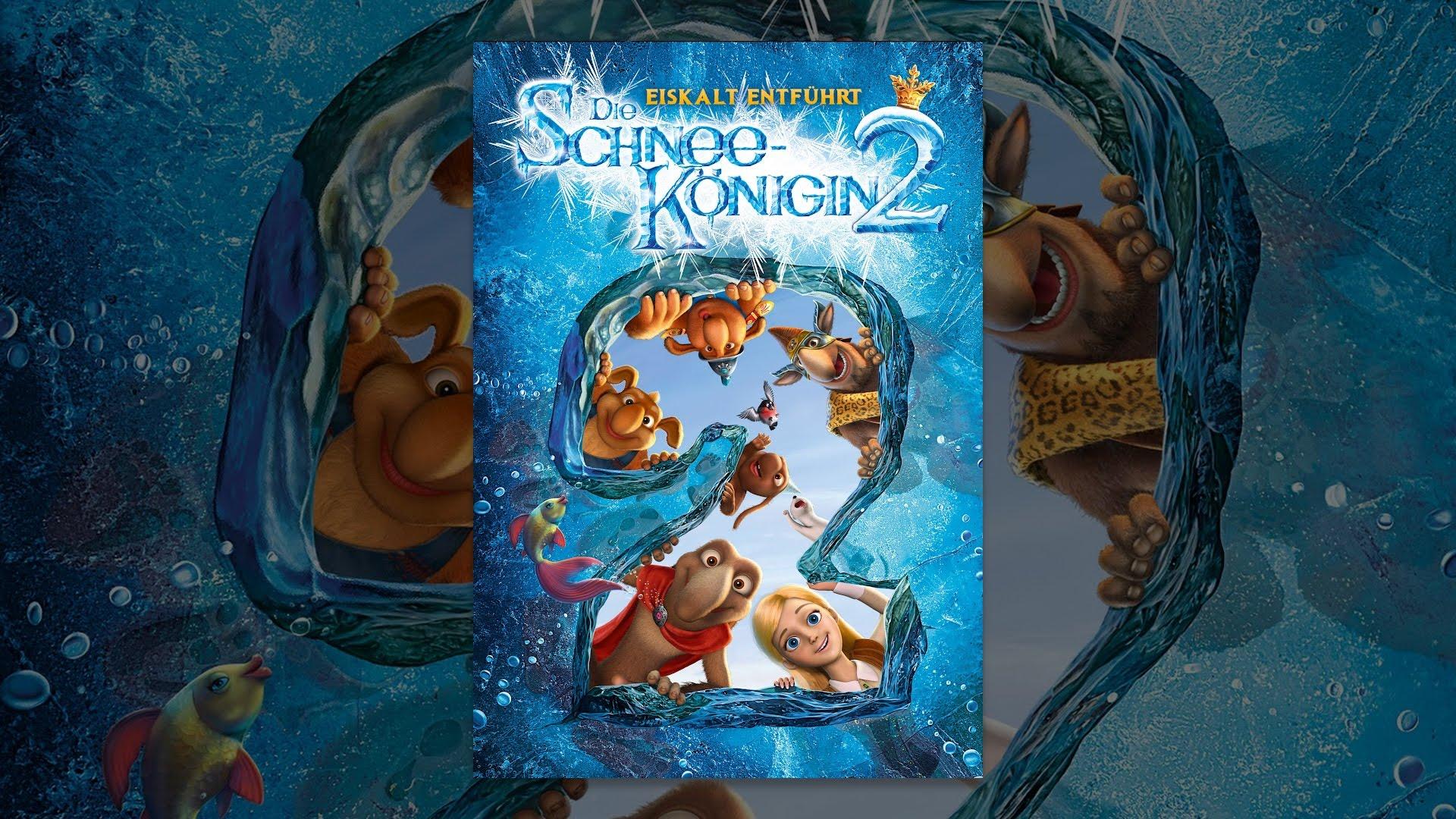 Die Schneekönigin 2 Eiskalt Entführt
