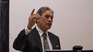 Winston Peters: Immigration & the NZ economy