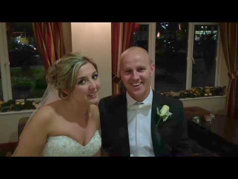 Jennifer & David Stancombe - Wedding