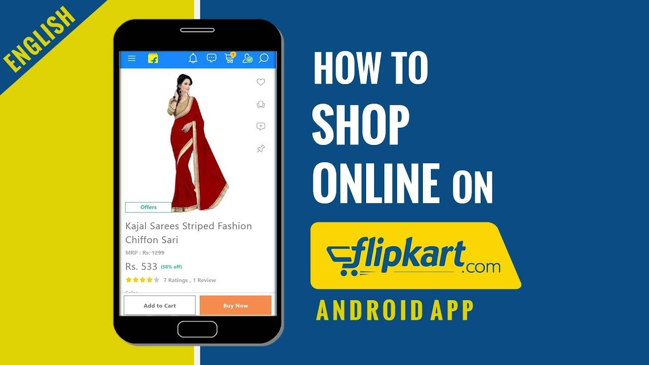 be63040612 How to shop online on Flipkart in India