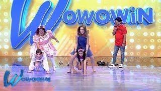 Wowowin: Team Sugar-Boobsie vs Team Hipon-Almira, karera na!