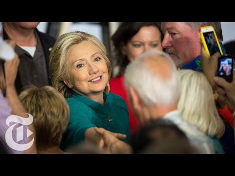 360° Video: Hillary Clinton Rally | Election 2016 | The New York Times