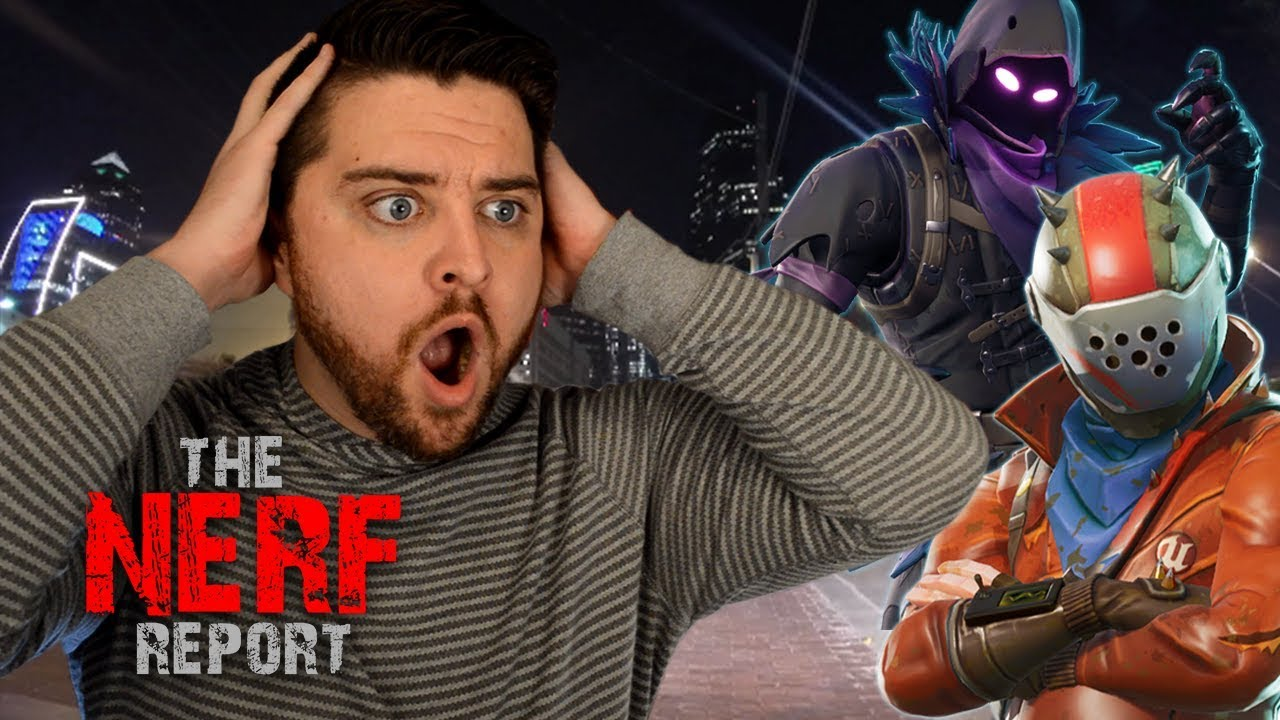 Tilted Towers Destroyed? Anthem News, and Xbox Avatar Update - The Nerf Report Ep. 48