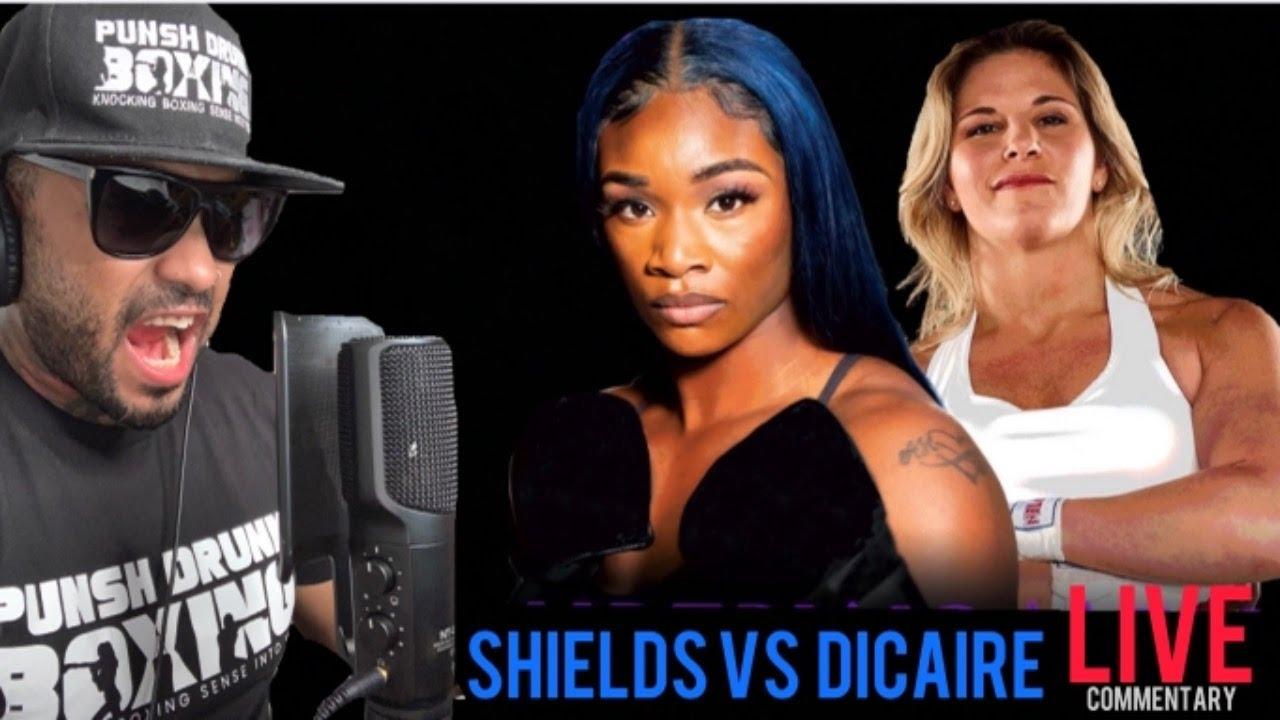 Claressa Shields vs Marie eve Dicaire