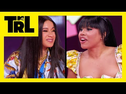 Johnny V - This is getting out of hand.  Cardi B's sister goes at Rah Ali.