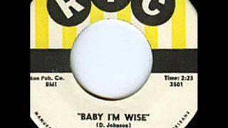 I'm Wise Eddie Bo '56 Apollo 486