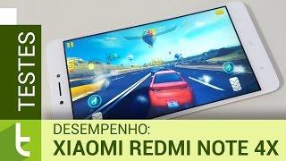 Desempenho do Xiaomi Redmi Note 4X | Teste de velocidade oficial do TudoCelular