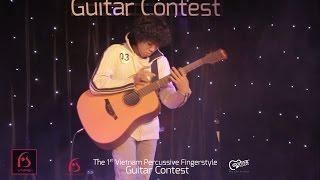 [Phóng sự VNFS] Trào lưu fingerstyle guitar tại Việt Nam