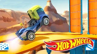Hot Wheels: Race Off - Daily Race Off All Heavy Duty Cars | Android Gameplay | Droidnation