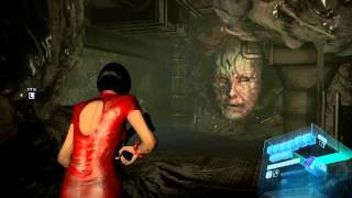 Resident Evil 6 Pc Ada Chinese Dress Versus Carla Radames Chapter 4