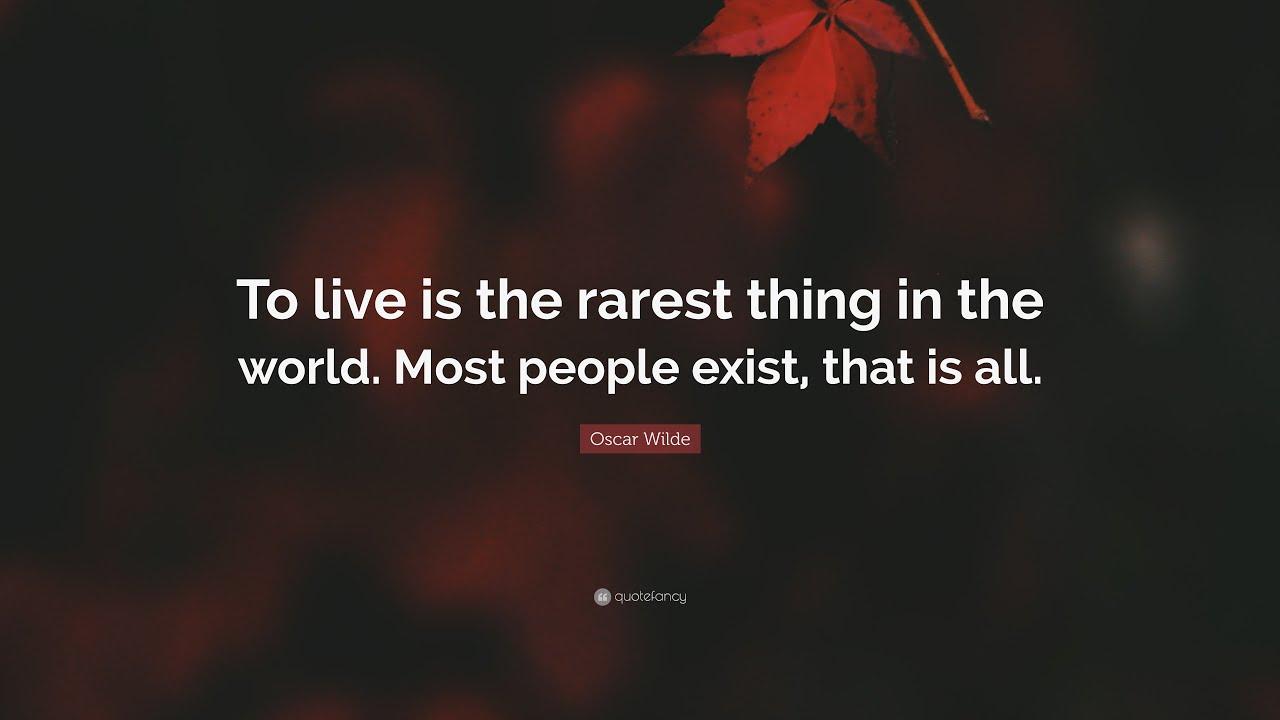 Top 30 Oscar Wilde Quotes Youtube