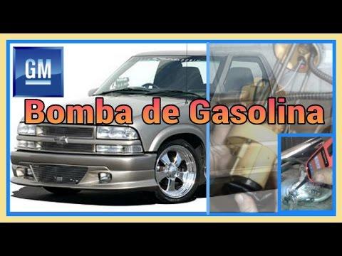 Bomba De Gasolina Gmc Sonomas10 Youtube