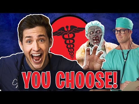Doctor Reviews & Tries On