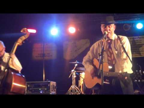 Gene Gambler & The Shufflers - We Wanna Boogie ROCKIN' GONE PARTY 2015