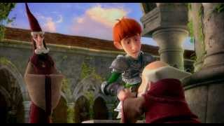Justin, El Caballero Valiente - Justin and the Knights of Valour - Trailer Oficial Doblado (HD) thumbnail