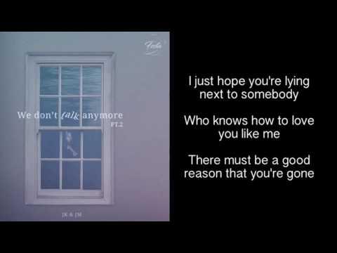 2017 Bts Festa We Don T Talk Anymore Pt 2 Cover By Jk Jm Youtube