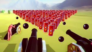 JEDIS vs CLONES - Totally Accurate Battle Simulator ORDER 66
