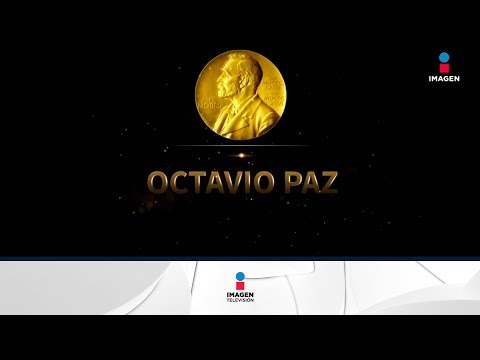 Él es Octavio Paz, nuestro Premio Nobel de Literatura 1990 | Noticias con Francisco Zea