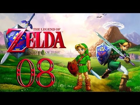 Let's Play Zelda: Ocarina of Time #008 - [German] [HD] - SAXEY FEE! Travel Video