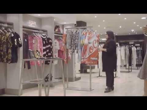 Harvey Nichols presents Parisa Birgani of the-fashion-hub.com