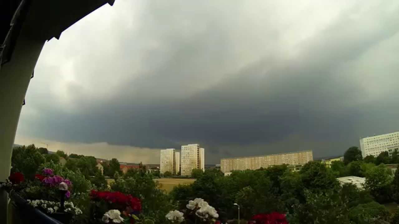 unwetter erfurt timelapse doovi. Black Bedroom Furniture Sets. Home Design Ideas