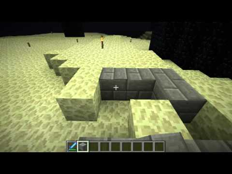 The ender village with brownpuppy98  01 paths