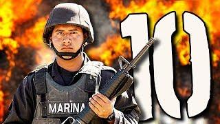 10 najgorszych państw do życia [TOPOWA DYCHA]