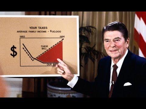 Libertarian Caller Defends Love For Reaganomics