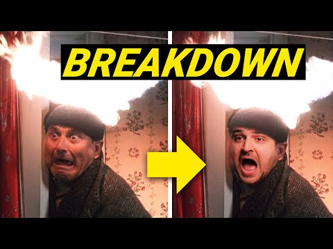 How I EDITED MYSELF in HOME ALONE (VFX Breakdown)