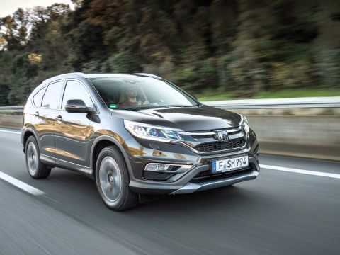 new honda cr v eu version 2016   youtube