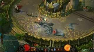 Diablo 3 - Solo Belial in 4 seconds (Barbarian 29 lvl, hardcore)
