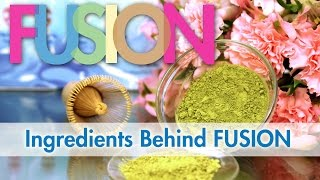 Ingredients Behind FUSION Facial | Organic Skin Care