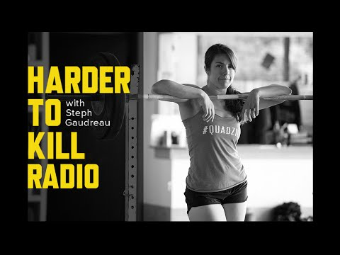 Harder to Kill Radio 004: How To Thrive In a Hectic World with Dr. Alessandra Wall