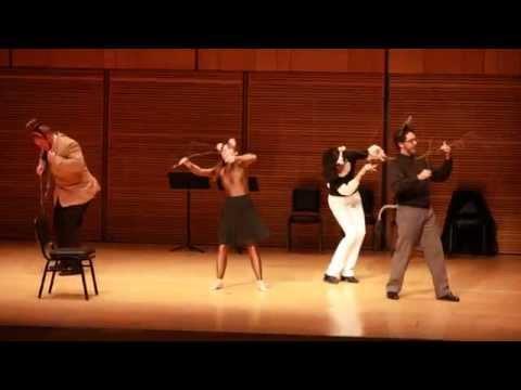 OPERA SHORTS Carnegie Hall/Zankel Hall  Remarkable Theater Brigade, October 19, 2012