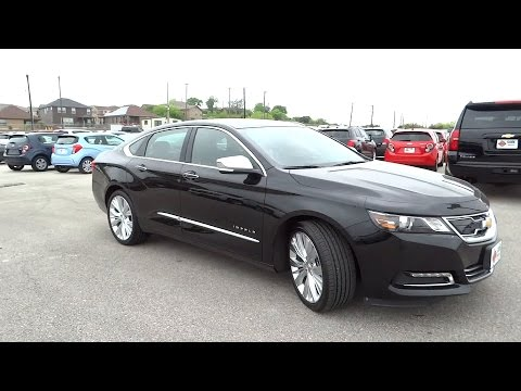 2016 Chevrolet Impala San Antonio, Houston, Austin, Dallas, Universal City, TX C61107 thumbnail