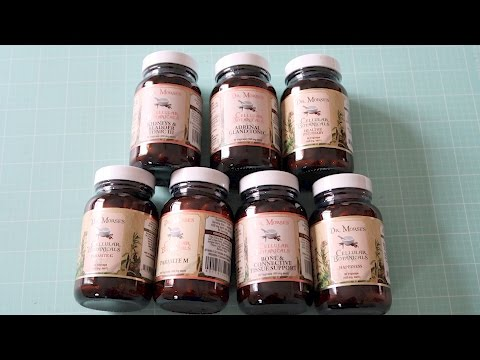 Dr. Morse's Herbal Health Club Haul March 2017 Kidneys Adrenals Parasite Cleanse Detox
