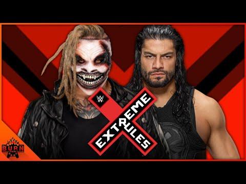WWE 2K20 THE FIEND VS ROMAN REIGNS