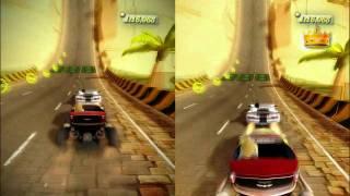 Joyride | gameplay trailer (2010) Microsoft kinect