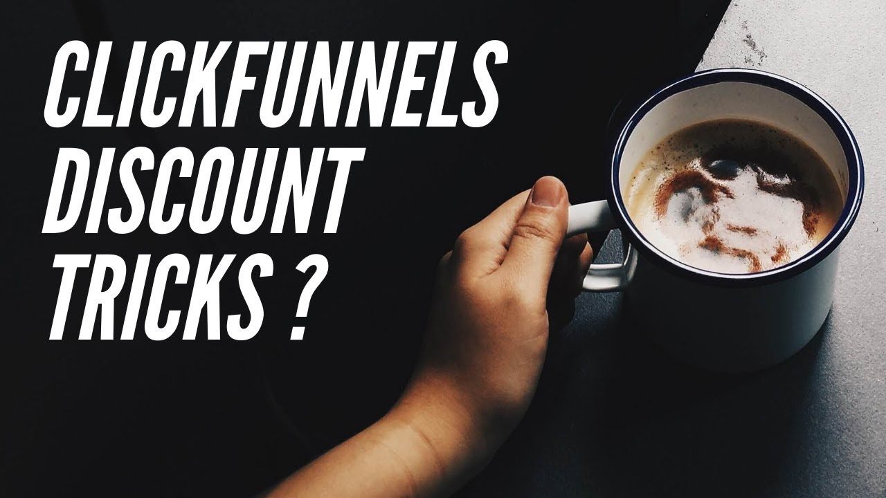 Clickfunnels Discount Trick- How to sign up Clickfunnels for Cheaper