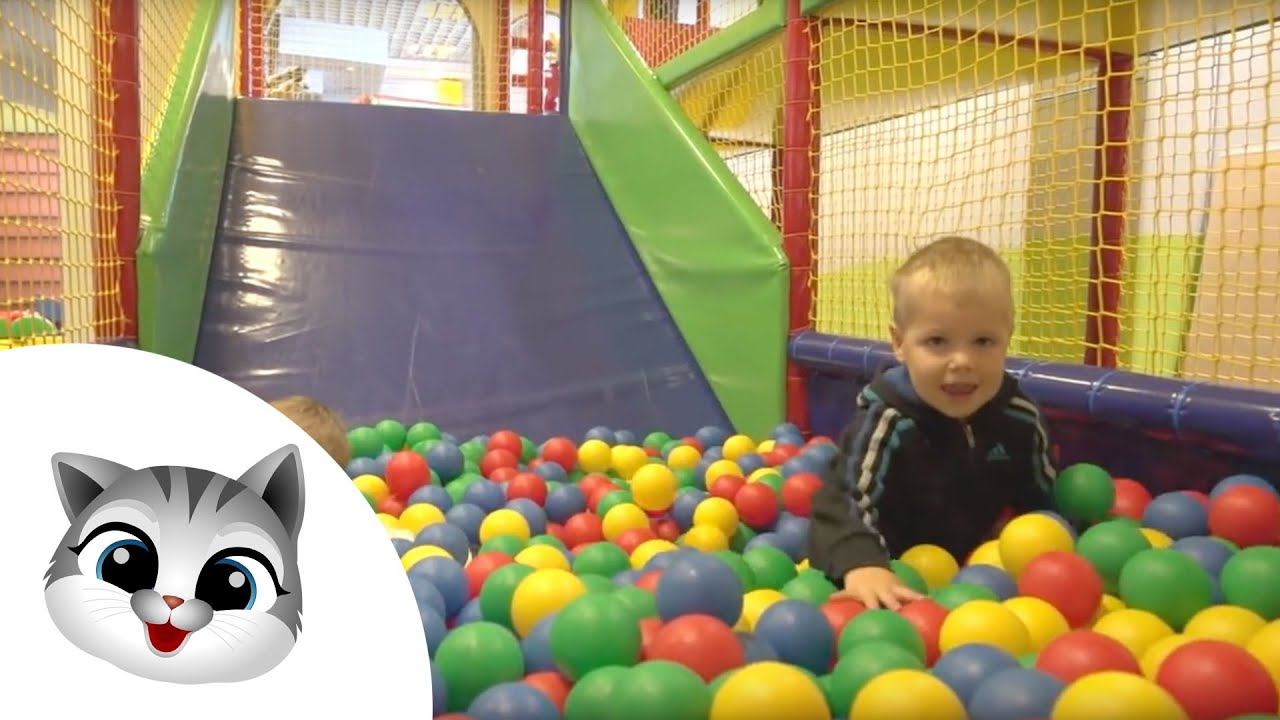Cool Children S Play Center Ball Pool Kids Fun