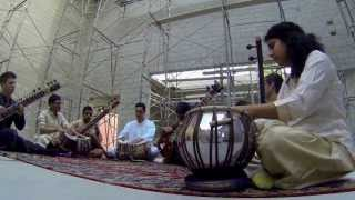 Construction Zone Performances— Music of India Ensemble