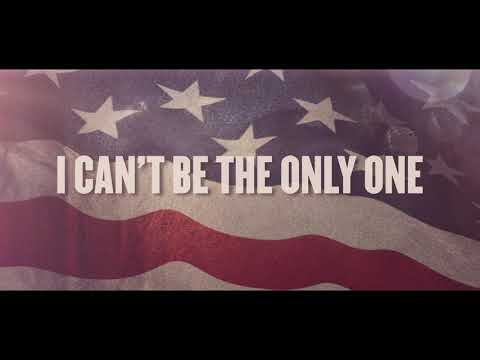 Aaron Lewis - Am I The Only One (Lyric Video / Explicit)