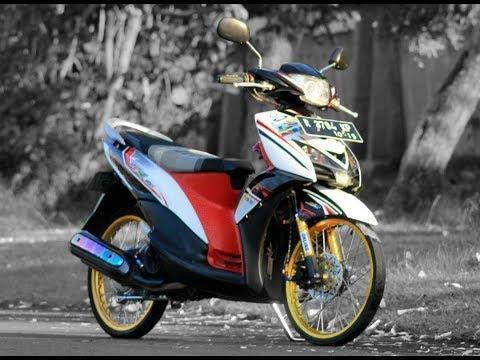 Kumpulan MODIFIKASI Yamaha MIO GT Thailook Cacingan