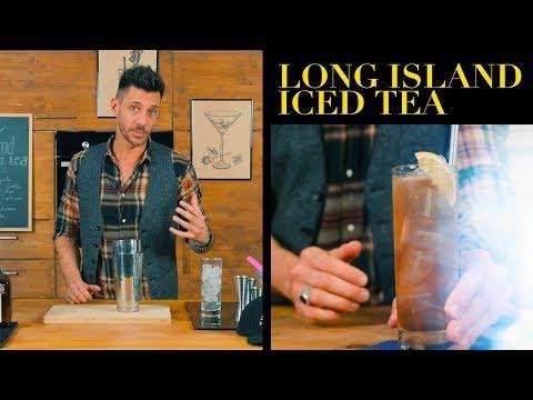 Come preparare il Long Island Iced Tea - BARMAN - Claudio Peri | Cucina da Uomini