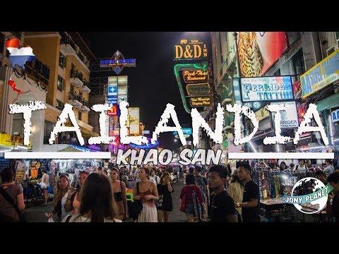 La calle de los mochileros Khao San Road   Tailandia 16#