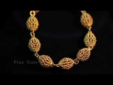 The Process of Making Gold Ornaments