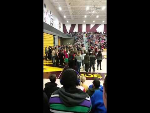 Choir at Forest Grove High School