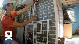 Современное отопление дома электрокотлом.Установка и обвязка с теплым полом
